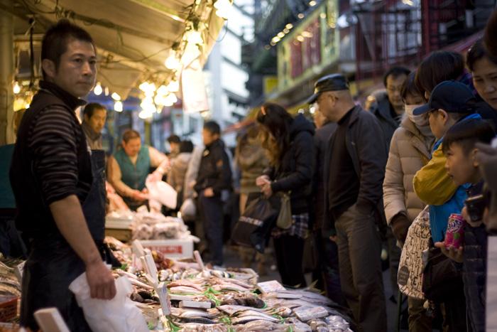 Mercado de Ameyoko -  (アメ横)