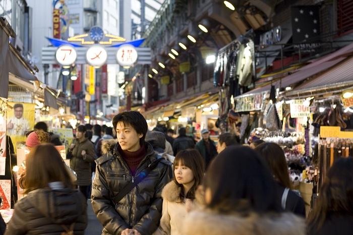 Mercado de Ameyoko – (アメ横)