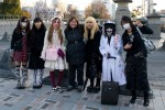 Cosplay girls en yoyogi Park