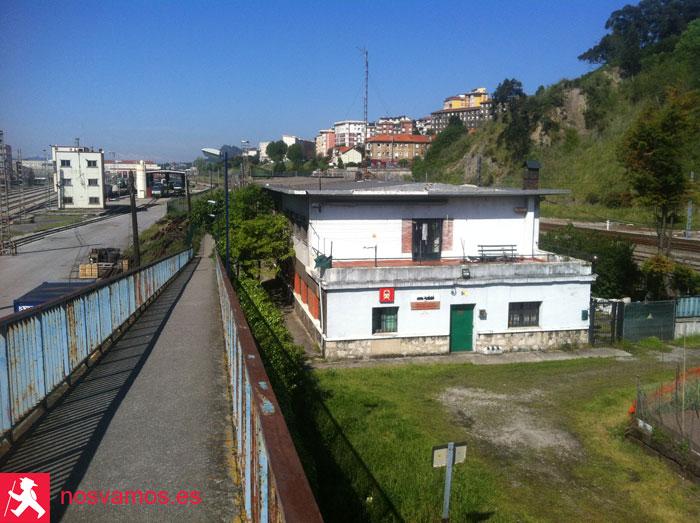 Museo del Ferrocarril de Santander