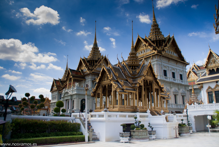 Edificios y templos espectaculares