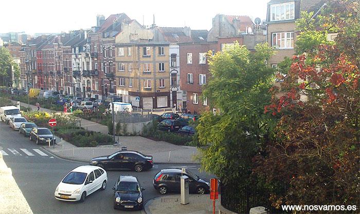 Vistas de mi segundo barrio, Saint-Joseph