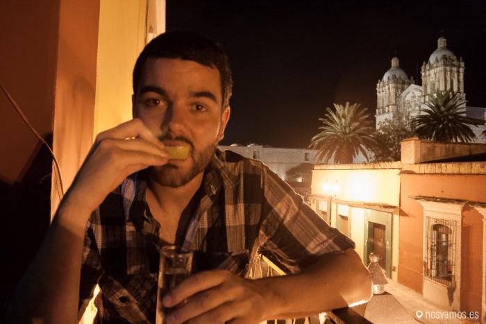 Mi primer mezcal en Oaxaca, 2009
