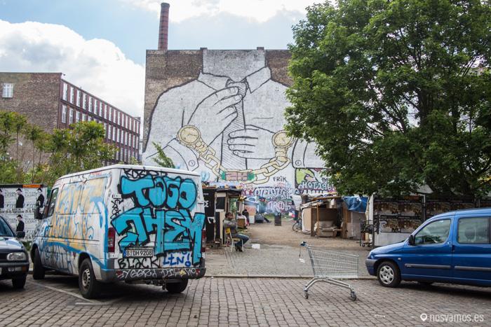 Arte urbano Berlin