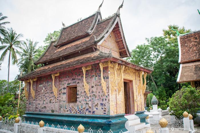 Una de las cámaras del templo, estaba cerrada © Juan José Cacho
