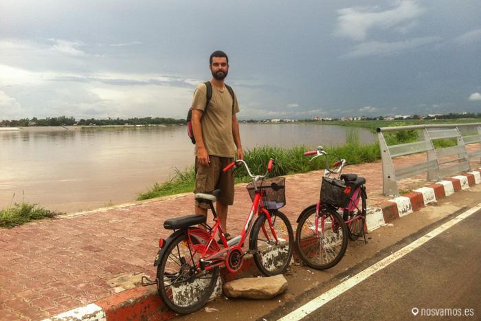 Lo mejor es alquilar una bici para disfrutar de la ciudad