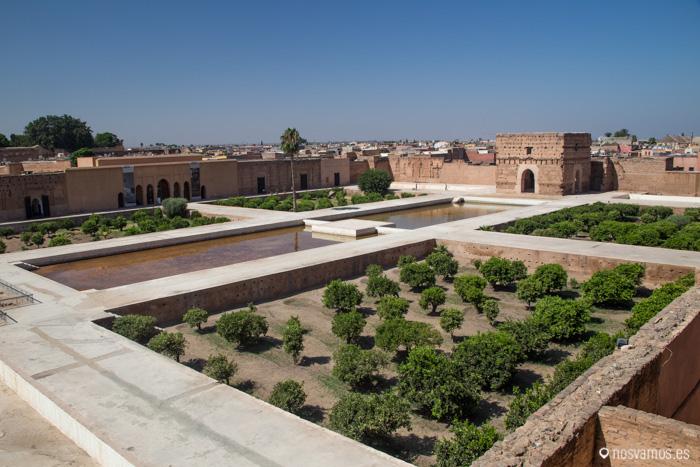 Palacio El Badii