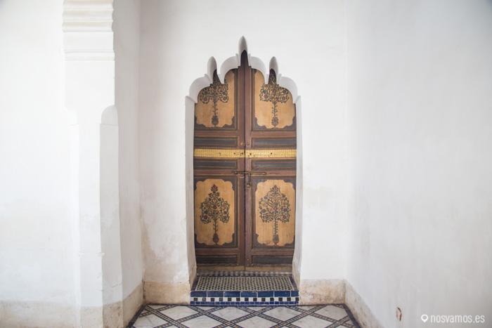Interiores del Palacio Bahia