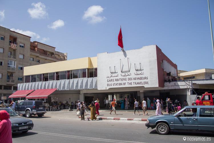 Estación de autobuses de El Jadida. Cómo ir de Essaouira a El Jadida