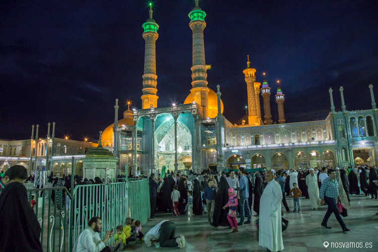 mausoleo-fatima-qom-iran-6