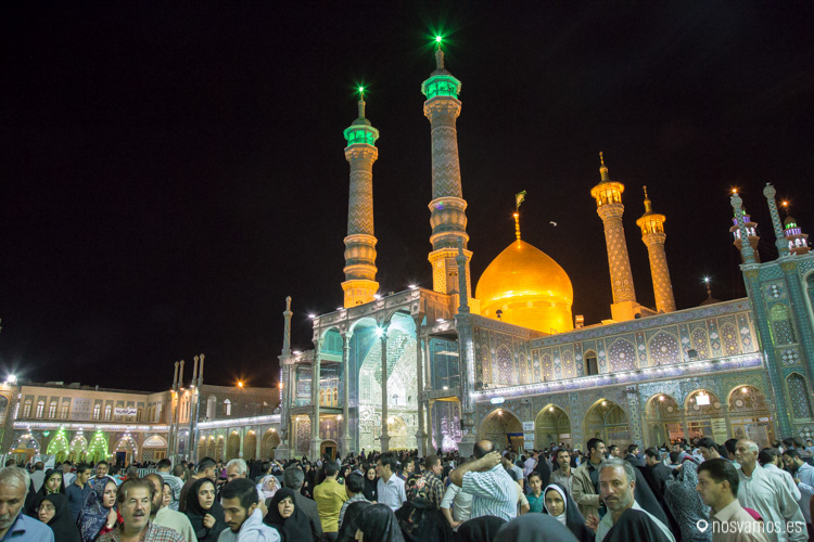 mausoleo-fatima-qom-iran-8
