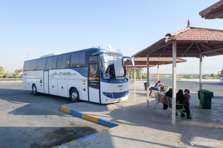 Estación de Yazd